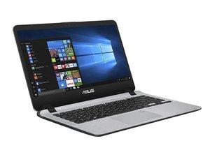 Asus VivoBook F407UA-EB089T